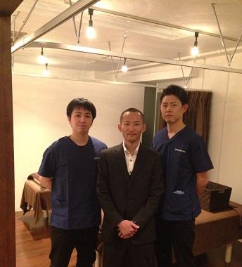 両国柔整鍼灸専門学校 教員 長谷川 聡先生.jpg